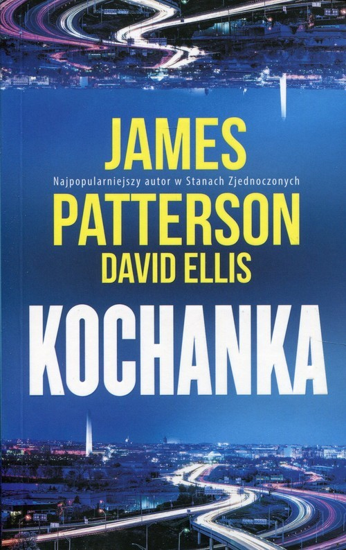 okładka Kochanka, Książka | James Patterson, David Ellis