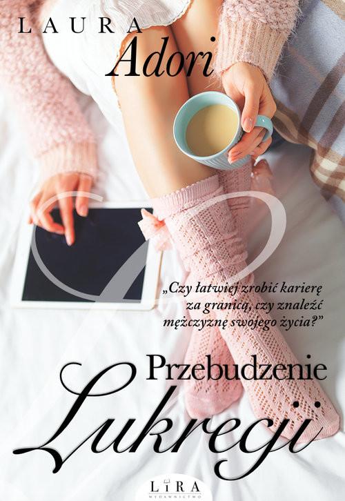 okładka Przebudzenie Lukrecji, Książka | Adori Laura