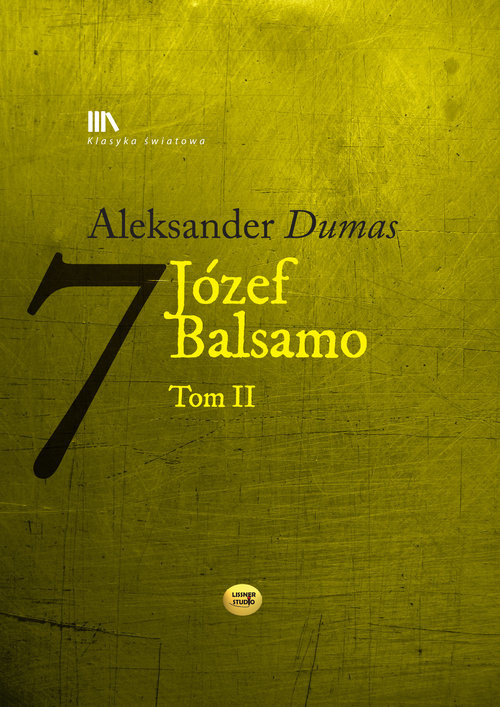 okładka Józef Balsamo Tom 2, Książka | Aleksander  Dumas