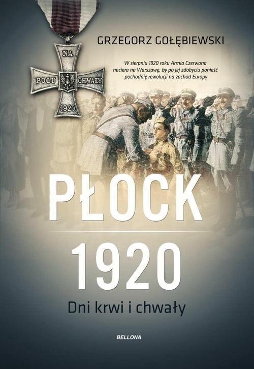 okładka Płock 1920książka |  | Gołębiewski Grzegorz