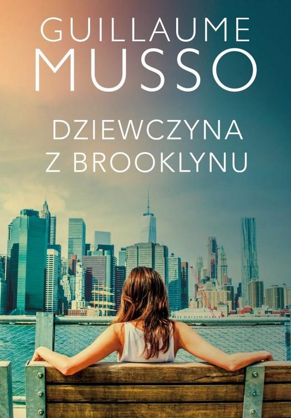 okładka Dziewczyna z Brooklynu, Książka | Guillaume Musso