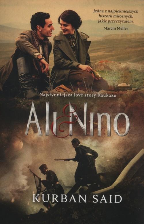 okładka Ali i Nino, Książka | Said Kurban