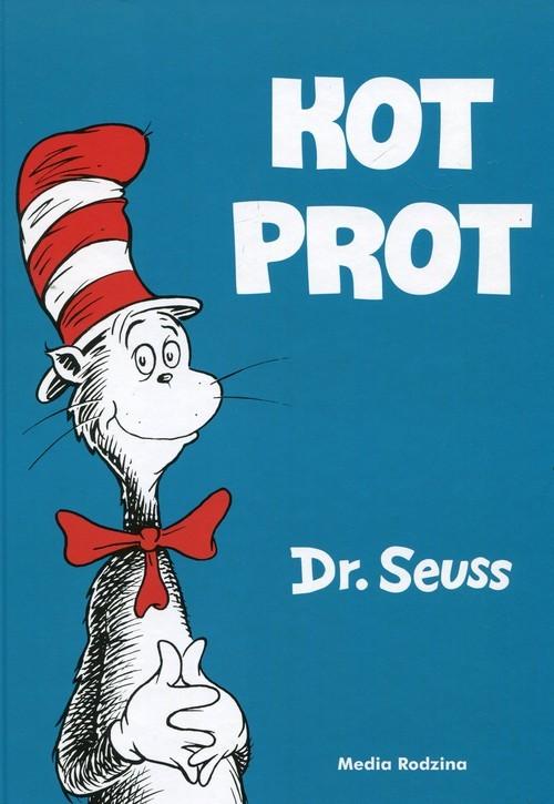 okładka Kot Prot, Książka | Dr. Seuss