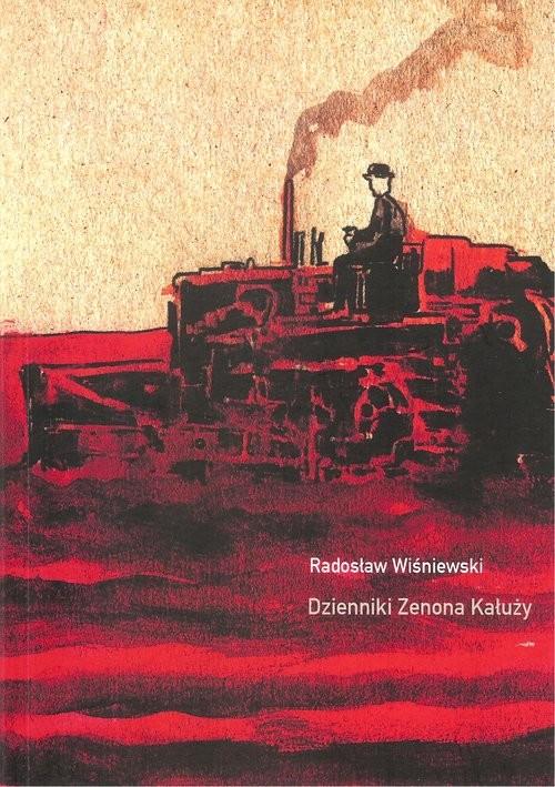 okładka Dzienniki Zenona Kałuży, Książka | Wiśniewski Radosław