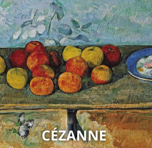 okładka Cezanne, Książka   Hajo Duchting