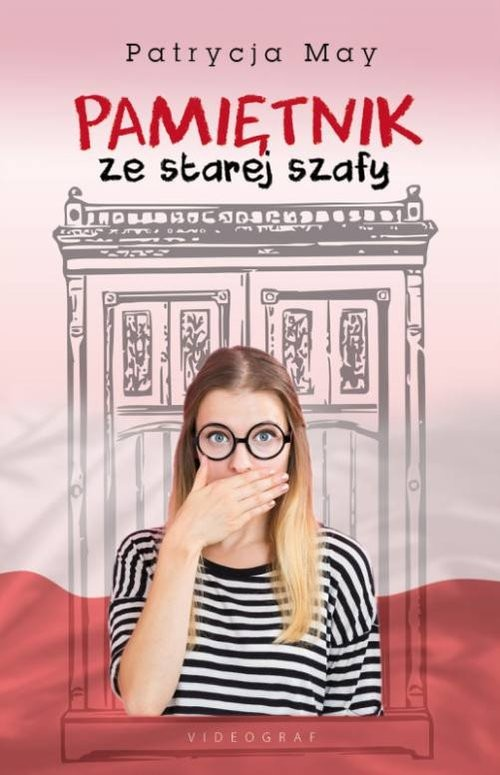 okładka Pamiętnik ze starej szafy, Książka | Patrycja May