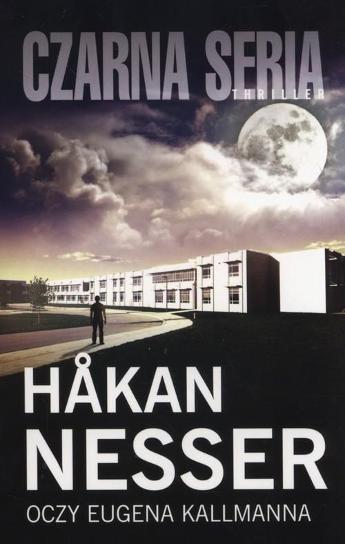 okładka Oczy Eugena Kallmanna, Książka | Nesser Hakan