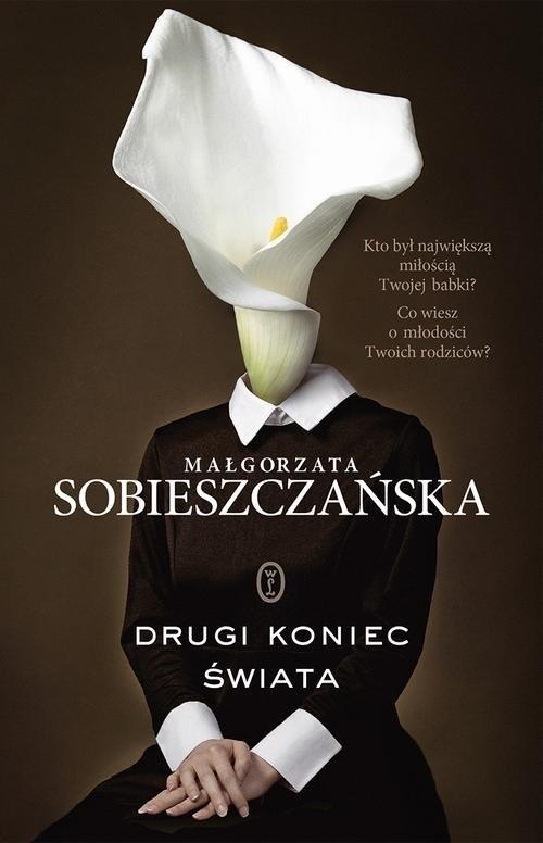 okładka Drugi koniec świata, Książka   Małgorzata  Sobieszczańska