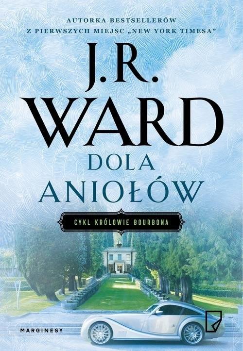 okładka Dola aniołów, Książka   Ward J.R.