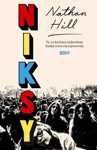 okładka Niksy, Książka | Hill Nathan