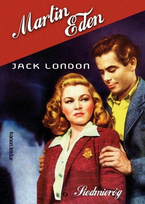 okładka Martin Eden, Książka | Jack London