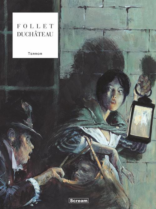 okładka Terror, Książka   Rene Follet, André-Paul Duchâteau