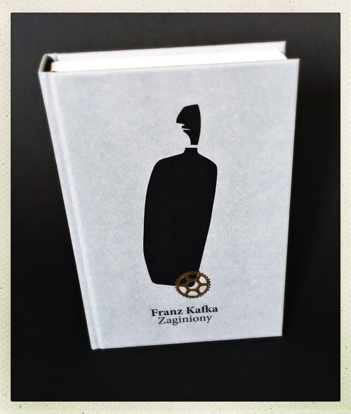 okładka Zaginiony, Książka | Franz Kafka