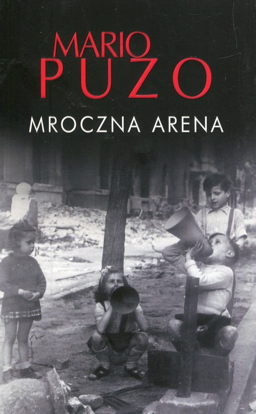 okładka Mroczna arena, Książka | Puzo Mario