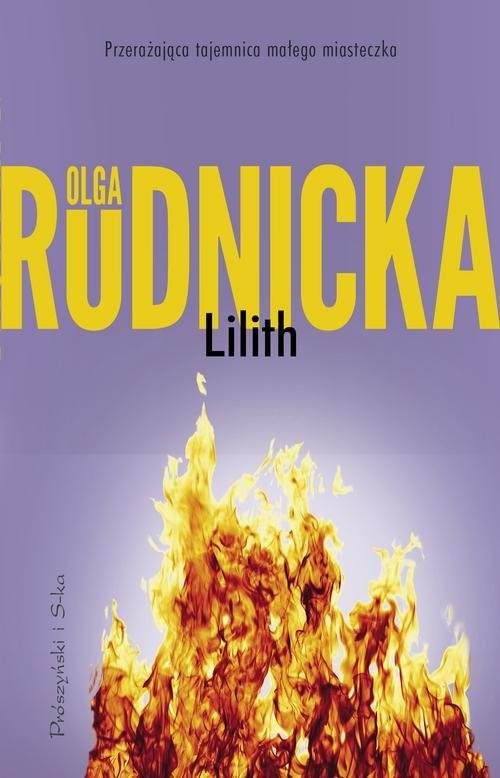 okładka Lilith, Książka | Olga Rudnicka