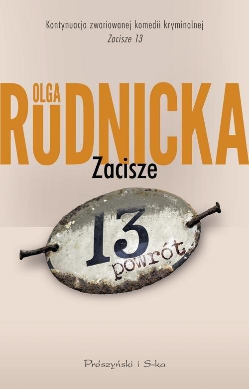 okładka Zacisze 13 Powrót, Książka | Olga Rudnicka