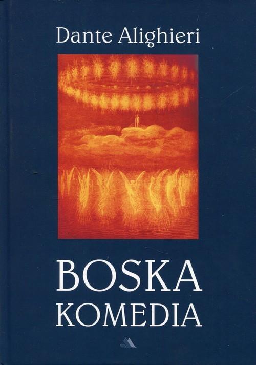 okładka Boska Komedia, Książka | Dante Alighieri