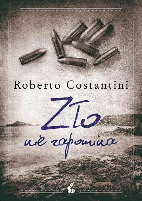okładka Zło nie zapomina, Książka   Costantini Roberto