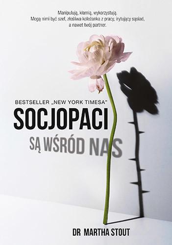okładka Socjopaci są wśród nas., Książka | Stout Martha