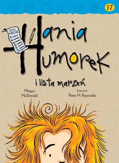 okładka Hania Humorek i lista marzeńksiążka |  | McDonald Megan