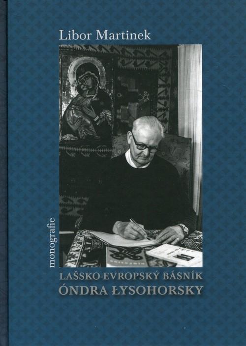okładka Lassko-evropsky basnik Ondra Łysohorsky, Książka | Martinek Libor