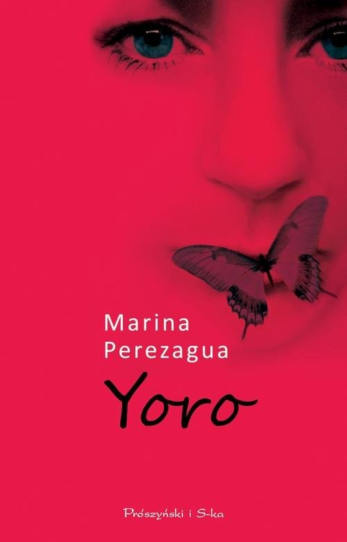 okładka Yoro, Książka   Marina Perezagua
