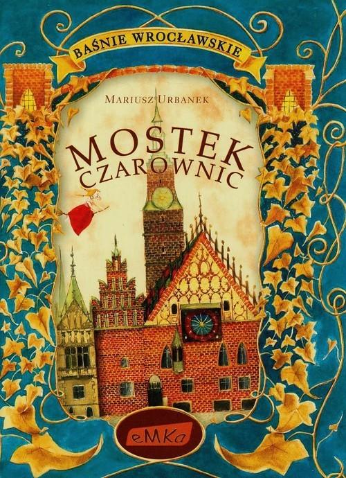 okładka Mostek czarownic, Książka | Mariusz Urbanek