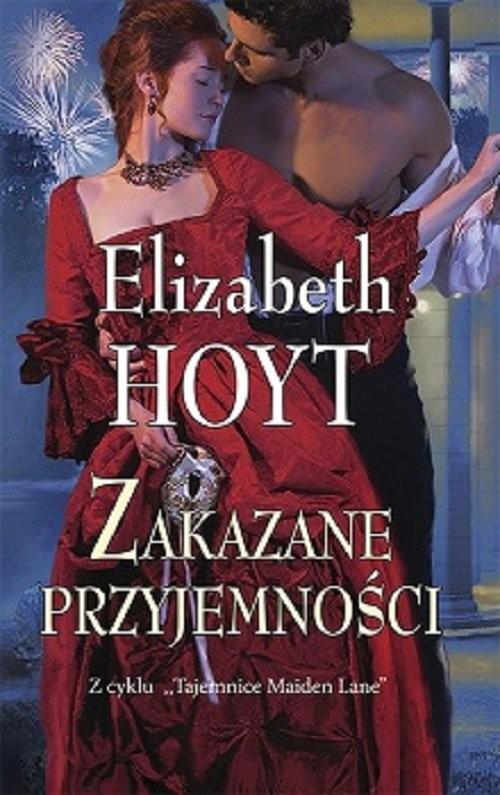 okładka Zakazane przyjemności, Książka | Hoyt Elizabeth