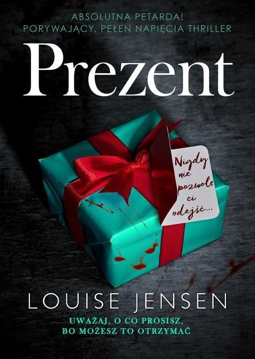 okładka Prezent, Książka | Jensen Louise