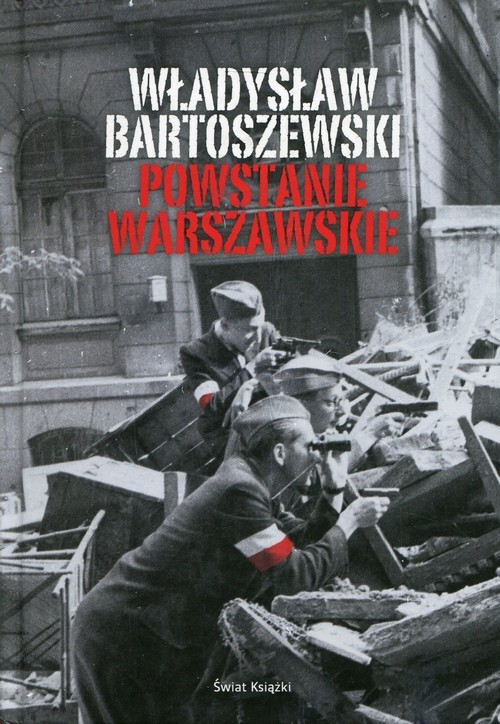 okładka Powstanie Warszawskie, Książka | Bartoszewski Władysław