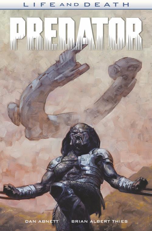 okładka Life and Death Predator, Książka | Dan Abnett, Brian Albert Thies
