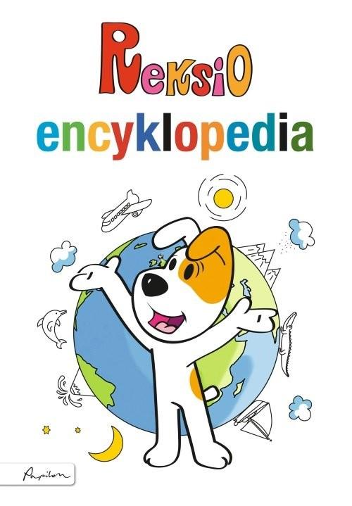 okładka Reksio Encyklopedia, Książka |