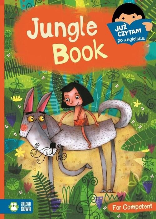 okładka Jungle Book Już czytam po angielsku, Książka | Rudyard Kipling