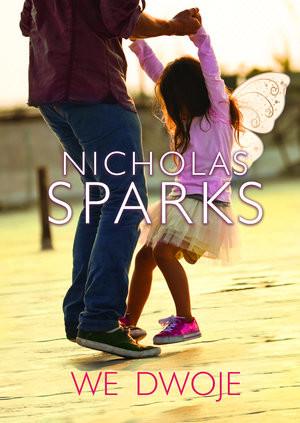 okładka We dwoje, Książka | Nicholas Sparks
