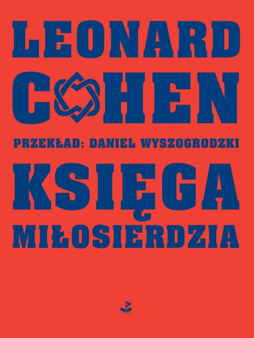 okładka Księga miłosierdzia, Książka | Cohen Leonard