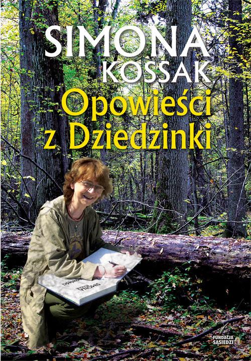 okładka Opowieści z Dziedzinki, Książka | Kossak Simona