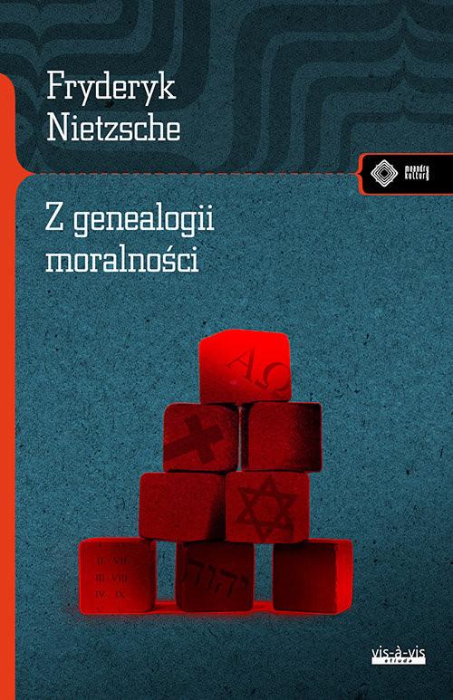 okładka Z genealogii moralności, Książka | Nietzsche Fryderyk