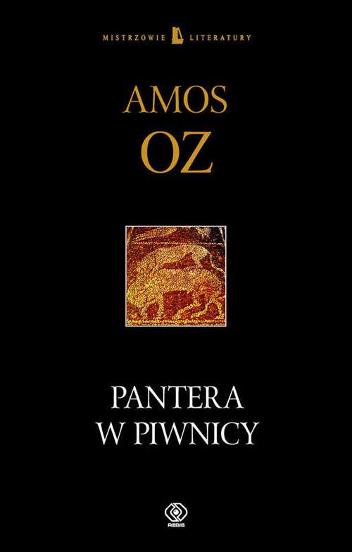 okładka Pantera w piwnicy, Książka | Amos Oz