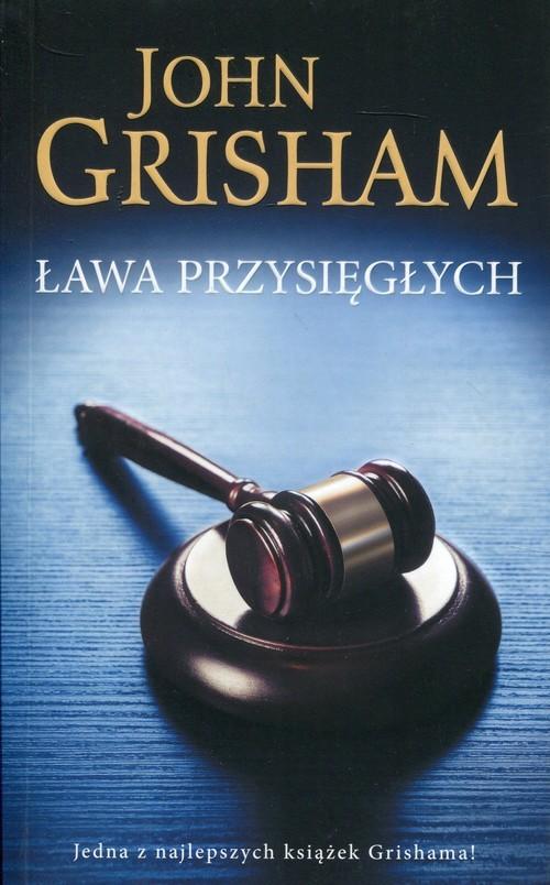 okładka Ława przysięgłych, Książka | Grisham John