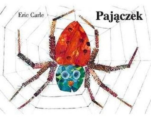 okładka Pajączek, Książka | Carle Eric