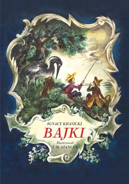 okładka Bajki, Książka | Ignacy Krasicki