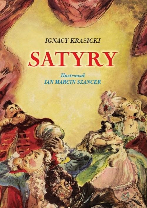 okładka Satyryksiążka |  | Ignacy Krasicki