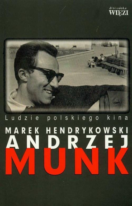 okładka Munk Andrzej, Książka | Hendrykowski Marek