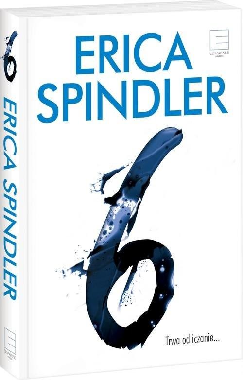 okładka Szóstka Trwa odliczanie..., Książka | Spindler Erica