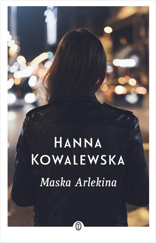 okładka Maska Arlekina, Książka | Kowalewska Hanna