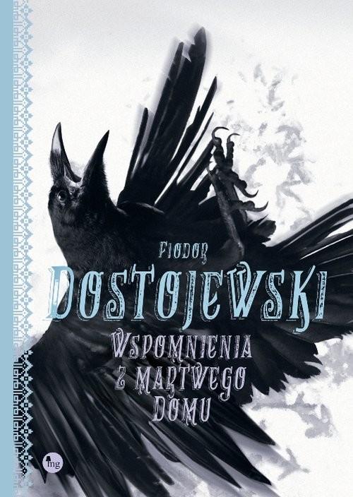 okładka Wspomnienia z martwego domu, Książka | Dostojewski Fiodor