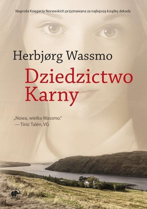 okładka Trylogia Diny 3 Dziedzictwo Karny, Książka | Wassmo Herbjorg