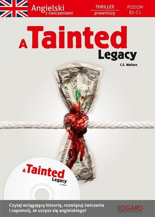 okładka A Tainted Legacyksiążka |  | Wallace C.S.