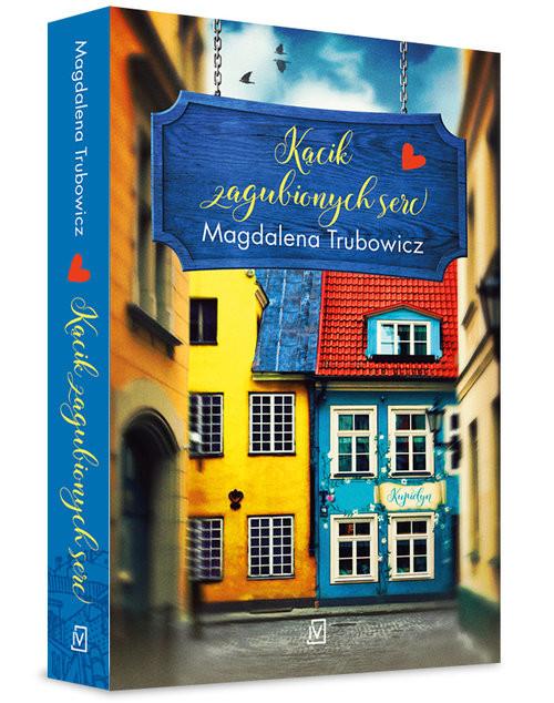 okładka Kącik zagubionych serc, Książka | Magdalena  Trubowicz