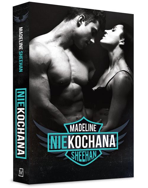 okładka Niekochana, Książka   Madeline Sheehan